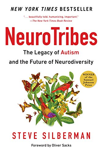 Image is Neuro Tribes: The Legacy of Autism and the Future of Neurodiversity book cover.