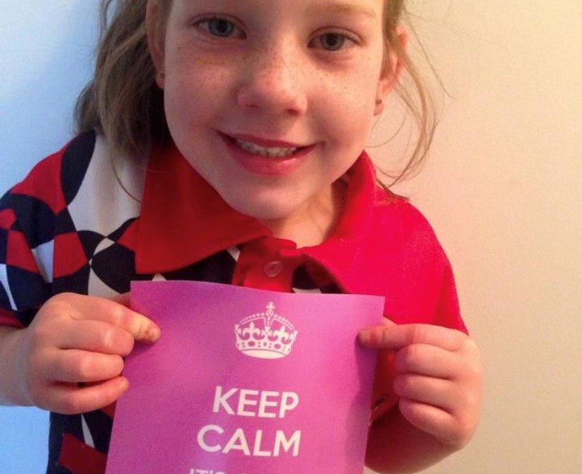 Heidi's daughter has Triple X syndrome – and she wants you to know what it is